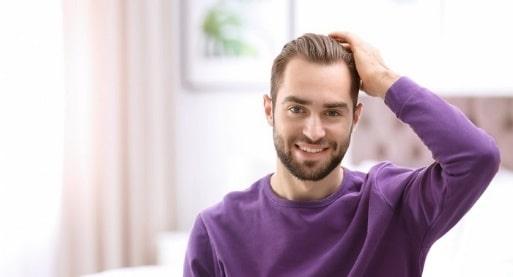 مراحل کاشت موی طبیعی برای پرپشت کردن موی سر زنان و مردان
