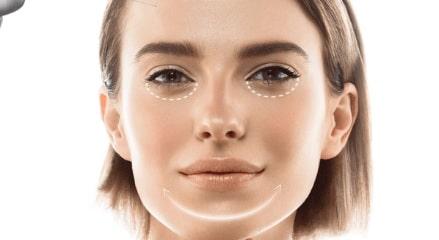 کرم ها و ژلهای پوستی برای رفع چین و چروک پوست صورت